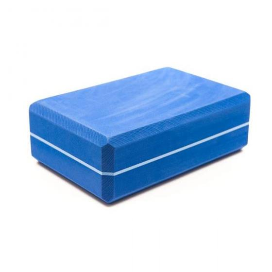 Deuser-Sports-Yoga-Block-blau