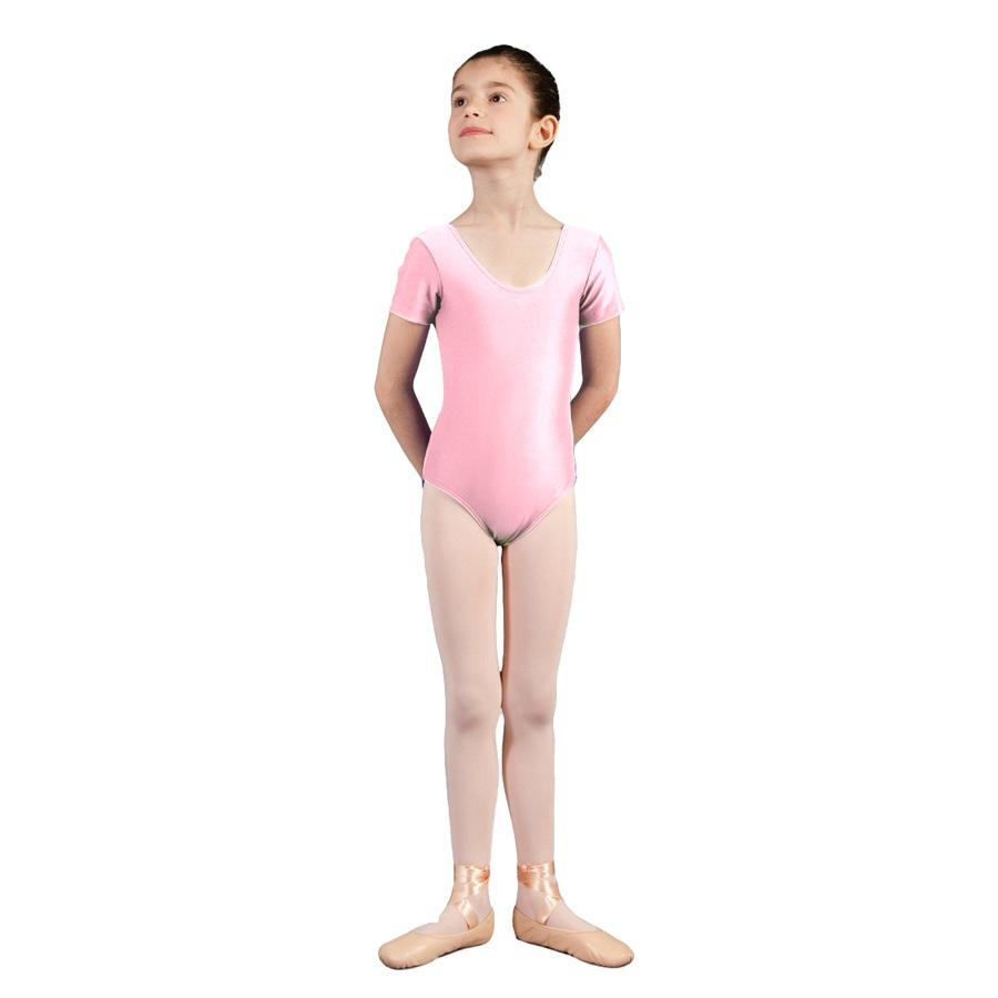 Sheddo 102C Kinder-Ballettanzug in rosa